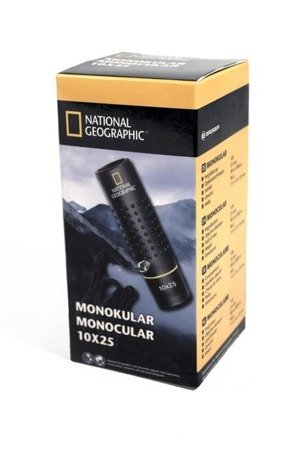 Monokular Bresser National Geographic 10x25